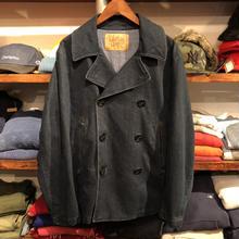 68&Brothers denim Pea coat(M)