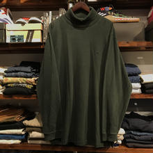 POLO RALPH LAUREN  turtle neck L/S tee  (XXL)