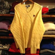 POLO RALPH RAUREN small logo  sweater (L)