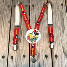 Disney Minnie suspender