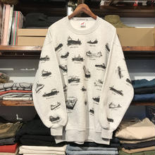JAZEES ships pattern sweat (XXL)