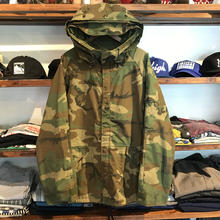 Military camo GORE-TEX  nylon jacket (L)①