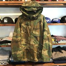 Military ECWCS camo GORE-TEX  nylon jacket (L)①