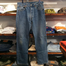 Levi's 501 jeans (W33/L34)Made In USA