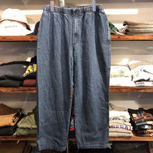 TOWNCRAFT  denim easy pants