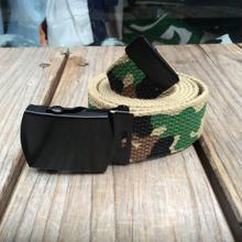 Military camo gach belt