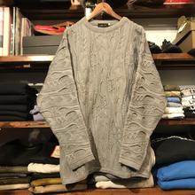 COOGI mono 3Dknit sweater