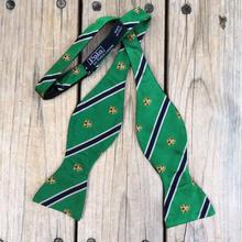 POLO RALPH LAUREN emblem bow tie