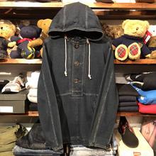RRL denim anorak jacket(M)