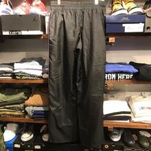 diadora side line logo nylon pants (L)