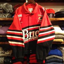 CHASE Budweiser racing jacket (L)