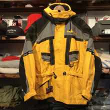 ellesse snow mountain shell jacket (Yellow)