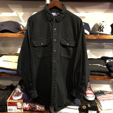 POLO RALPH LAUREN  tweed shirt(L)