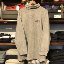 Bootleg TOMMY rib knit sweater