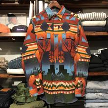 POLO RALPH LAUREN native shirt (S)