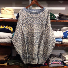 ST.JONES BAY native pattern sweater (XL)
