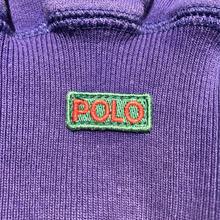 POLO RALPH LAUREN full-zip hoody (L)