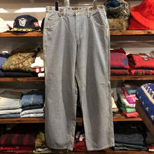 Blue Way hickory painter pants(W34)