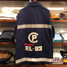 "POLO RALPH LAUREN ""RL-93"" reflective fireman jacket(M)"