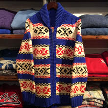 nobrand nordic cowichan sweater