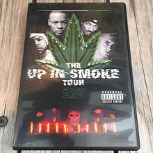 THE UP IN SMOKE TOUR DVD