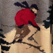 LAUREN winter skier hineck sweater