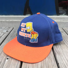 The Simpsons BART  snapback