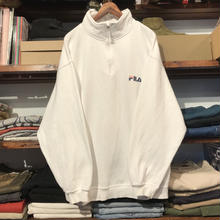 FILA half-zip sweat (XL)