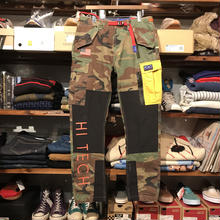 POLO RALPH LAUREN HI-TECH camo cargo pants(32)