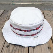 POLO RALPH LAUREN check safari hat