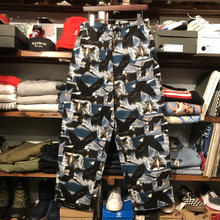 FRUIT OF THE ROOM eagle easy pants (Blue)