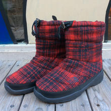 THE NORTH FACE×Woolrich NUPTSE BOOTIE