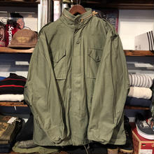 ALPHA ''M-65'' type military jacket (M)