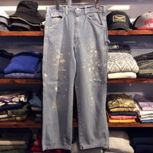 POINTER hickory painter pants(W34/L34)