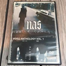 """NAS """"VIDEO ANTHOLOGY VOL.1"""" DVD"""