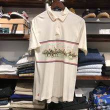 POLO RALPH LAUREN polo shirt tee (M)