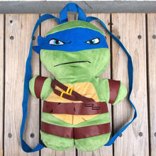 "Turtles ""LEONARDO"" Backpack"