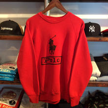 Bootleg POLO Big pony sweat (L)