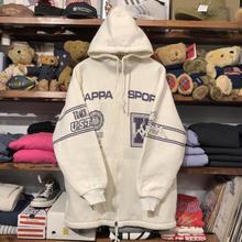 KAPPA SPORT quilting full-zpi hoodie (L)