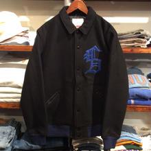Supreme varsity jacket(L)