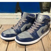 "NIKE ""AIR JORDAN1 College Pack Georgetown"" (28.5cm)"