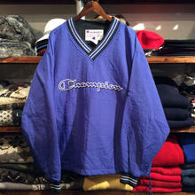 champion logo naylon jacket (L)