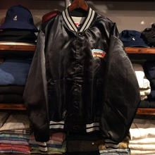 "Swingster ""san antonio spurs""nylon  stadium jacket  (L)"
