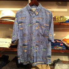Columbia B.D s/s shirt(M)