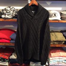 J.CREW shawll collor sweater (M)