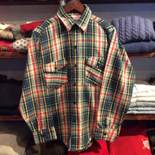 FROSTPROOF flannel check shirt(M)