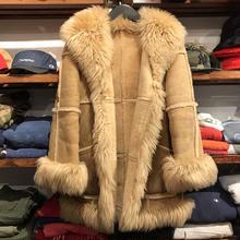 FARLON  mouton coat