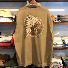 POLO COUNTRY RALPH LAUREN Indian Head caverall jacket(S)