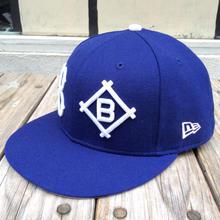"""NEW ERA × COOPERSTOWN """"Brooklyn Dodgers"""" baseball cap(60.6cm)"""