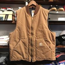Carhartt duck vest(XL)